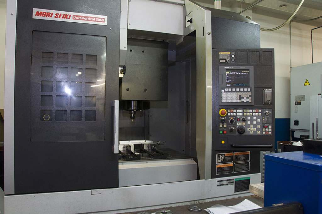 mori seiki duravertical 5060