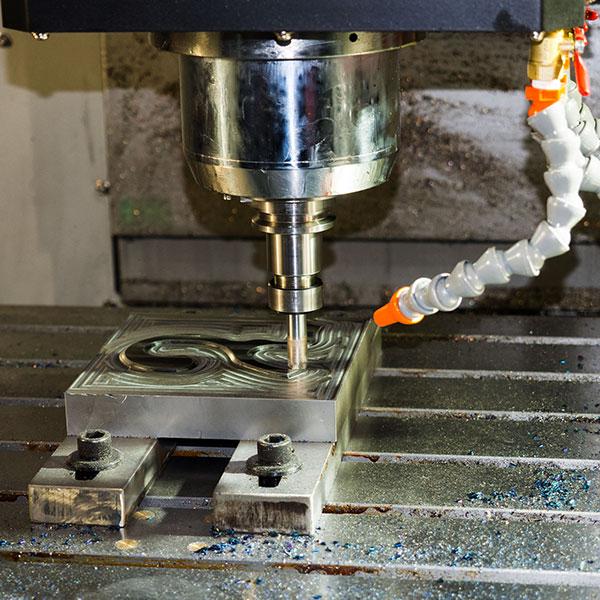 Fresatura CNC